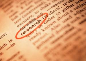 what is secondary research