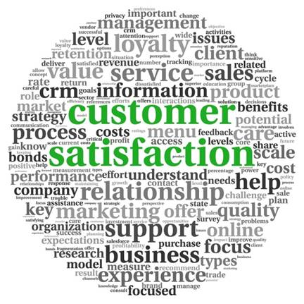 satisfy customer essay