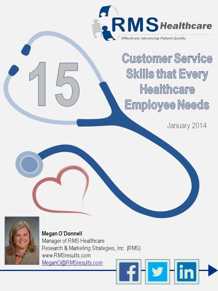3 skills every healthcare employee needs