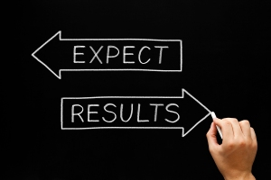 Expectations from a market research firm