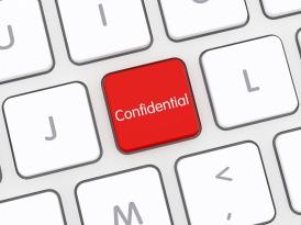 Confidential computer-breach